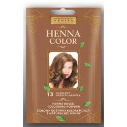 Henna Color hajszínezőpor 14 gesztenyebarna 25g