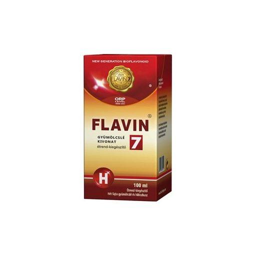 Flavin 7h gyümölcslé kivonat 100ml