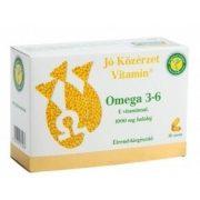 Jó közérzet omega 3-6 1000mg kapszula 90db