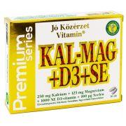 Jó közérzet kalcium-mg kapszula 30db
