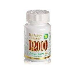 Jó közérzet d-vitamin 2000ne kapszula 100db