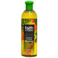 Faith In Nature sampon grapefruit narancs 250ml