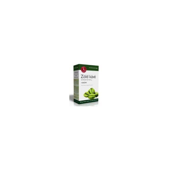 Interherb NAPI 1 Zöld kávé extraktum 300g + Króm 30db