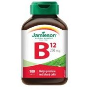 Jamieson B12-vitamin tabletta 100db