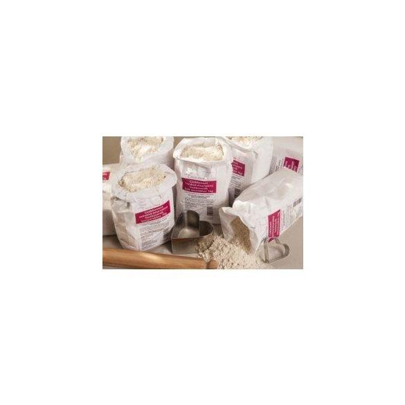 Zellei Tündi csökkentett szénhidrát tartalmú lisztkeverék kenyerekhez - 1000g