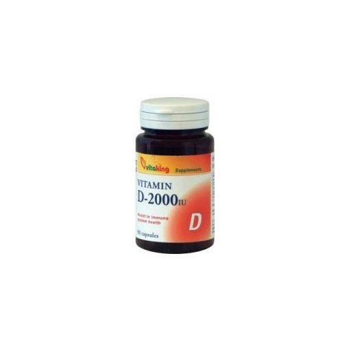 VitaKing D-2000 D-vitamin 90db
