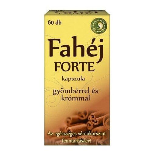 Dr. Chen Fahéj Forte Kapszula 60db