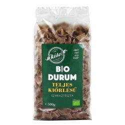 Rédei Bio durum teljes kiőrlésű tészta nagykocka 500g
