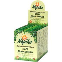 Napika napi alapcsomag növényi enzim+c-vitamin 12db