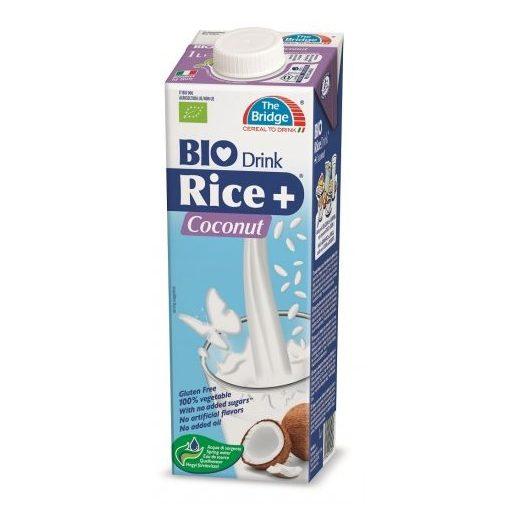 Bio bridge rizsital kókuszos 1000ml