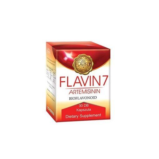 Flavin 7 artemisinin kapszula 30db