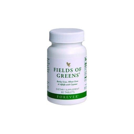 Forever fields of greens tabletta 80db
