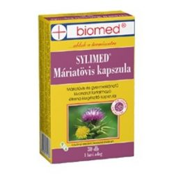 Biomed kapszula sylimed máriatövis 30db
