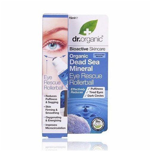 Dr.organic golyós szérum holt tengeri 15ml