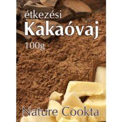 Nature Cookta kakaóvaj 100g