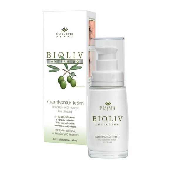 Cosmetic Plant Bioliv Antiaging szemkontúr krém 30 ml