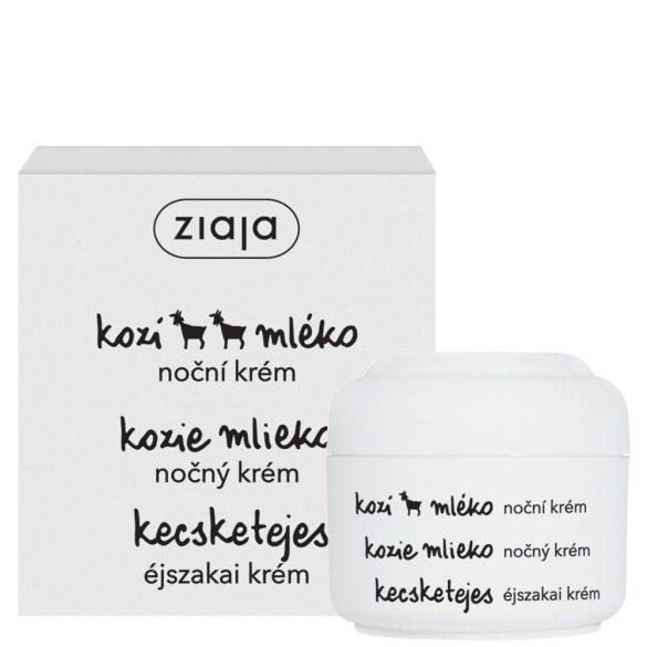 Cosmetic plant ránctalanító krém q10+zöld tea éjszakai 50ml
