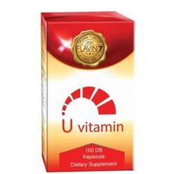 Flavin 7 u vitamin kapszula 100db