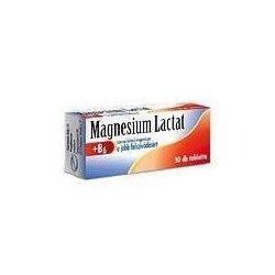 Innopharm magnézium laktát +b6 tabletta 100db