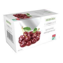Herbária gyümölcstea vadmeggyes filteres 40g
