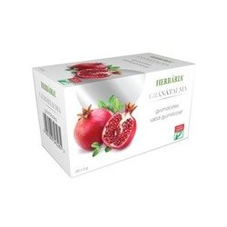 Herbária gyümölcstea gránátalmás filteres 40g