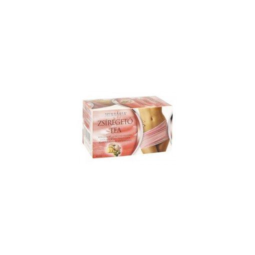 Herbária zsírégető tea filteres 40g