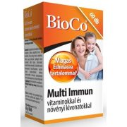 Bioco multi immun tabletta 60db