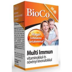 Bioco multi immun tabletta 60db