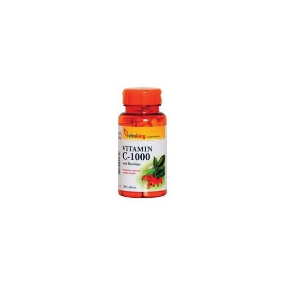 Vitaking C-vitamin 1000 mg (100 db)