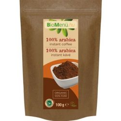Bio biomenü instant kávé arabica 100g