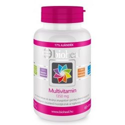 Bioheal multivitamin 1350 mg 70db