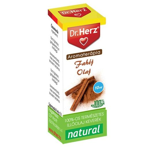 Dr.Herz Fahéj Illóolaj 10 ml