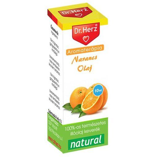 Dr.Herz Narancs Illóolaj 10 ml