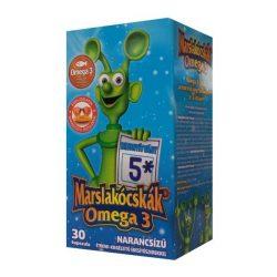 Walmark Marslakócskák omega-3 rágókapszula 30db