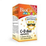 Bioco Csipkebogyós Retard C-vitamin 500 mg
