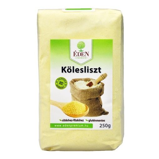 Éden prémium gluténmentes kölesliszt 250g