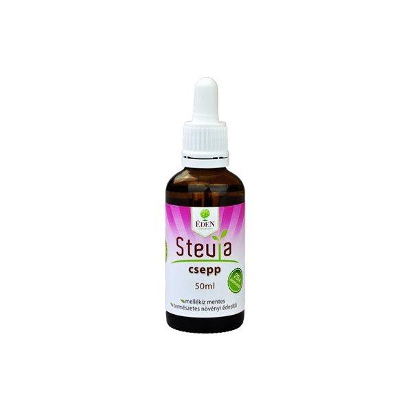 Éden prémium stevia csepp 50ml