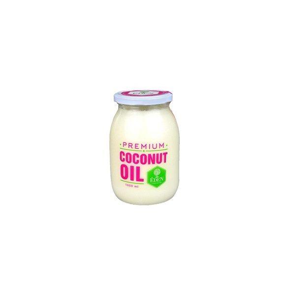 Éden prémium kókuszolaj (üveges) 1000ml