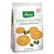 Lazzaroni gluténmentes keksz olívás 200g