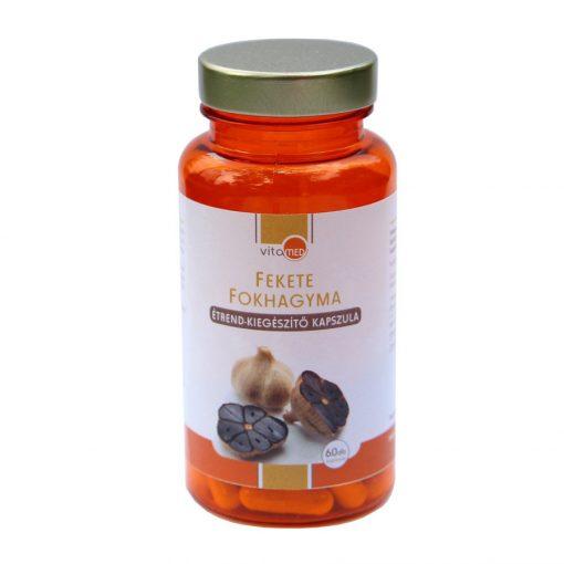 Vitamed prémium - Fekete fokhagyma étrend-kiegészítő kapszula