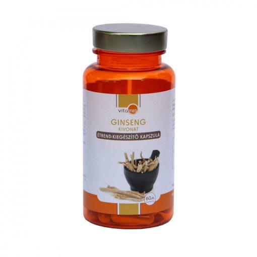 Vitamed prémium - Ginseng étrend-kiegészítő kapszula