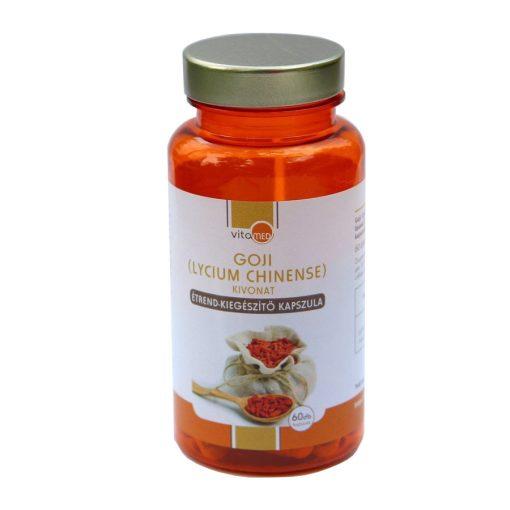 Vitamed prémium - Goji étrend-kiegészítő kapszula