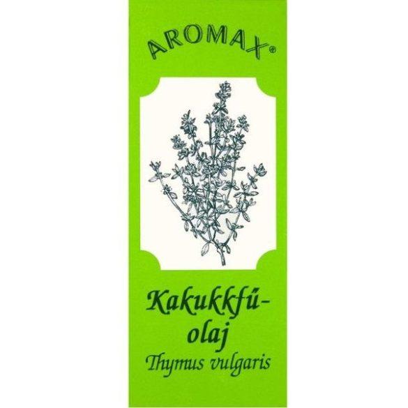 Aromax kakukkfü illóolaj 10ml