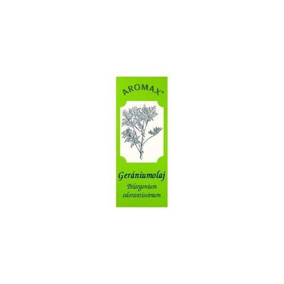 Aromax geránium illóolaj 10ml