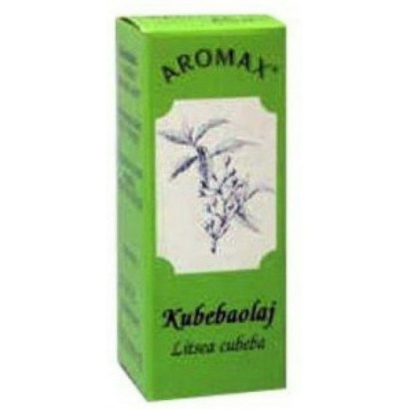 Aromax kubebabors illóolaj 10ml