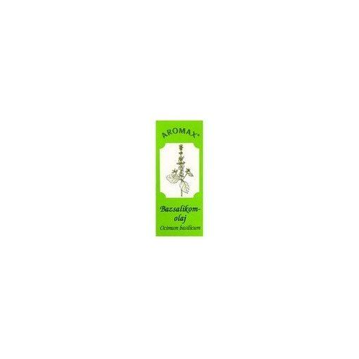 Aromax bazsalikom illóolaj 10ml