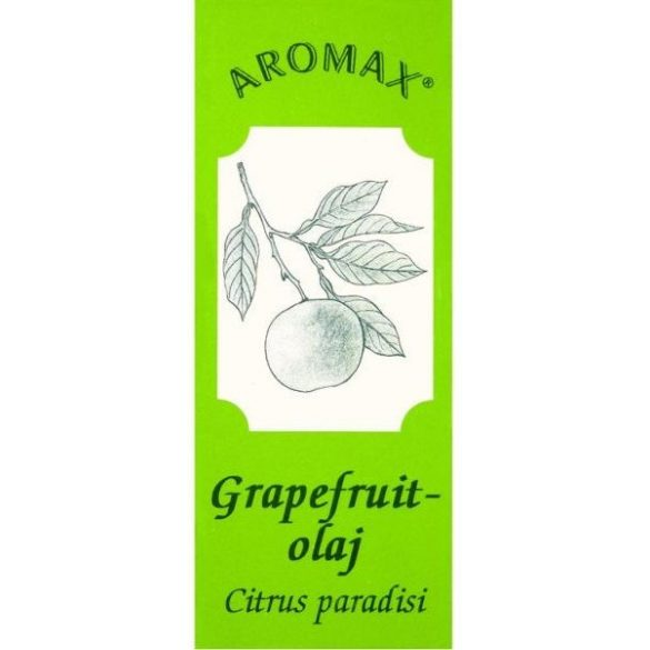 Aromax grapefruit illóolaj 10ml