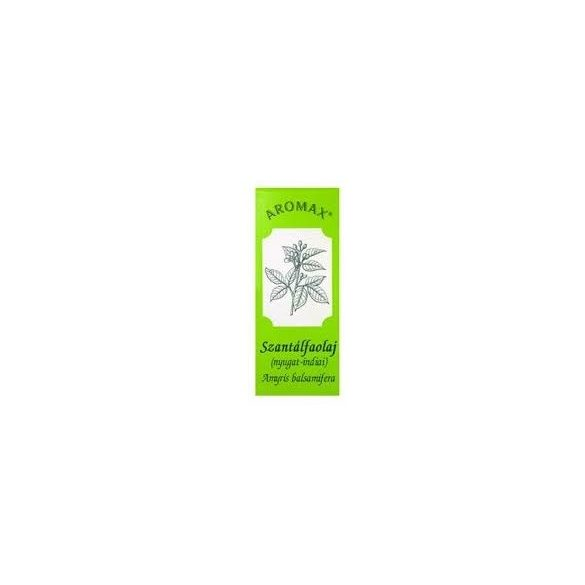 Aromax szantálfa nyugat-indiai illóolaj 10ml