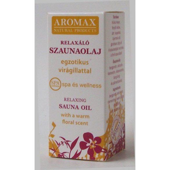 Aromax szaunaolaj relaxáló 50ml