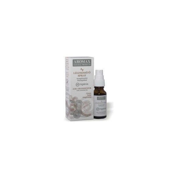 Aromax citrom-fahéj-szegfűszeg légfrissítő spray 20ml